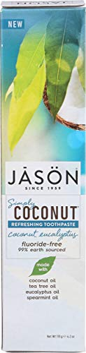 JASON COSMETICA Zahnpasta, 1er Pack(1 x 119 g)