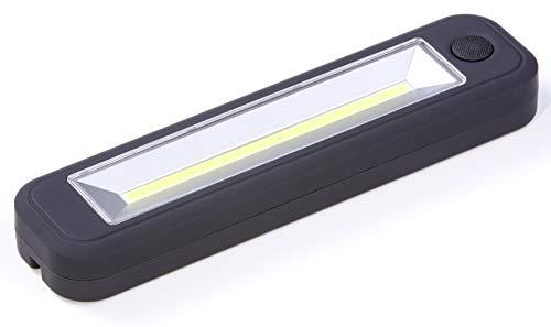Northpoint LED Werkstattlampe Arbeitslampe Stableuchte 300 Lumen Kabellos Magnet Haken