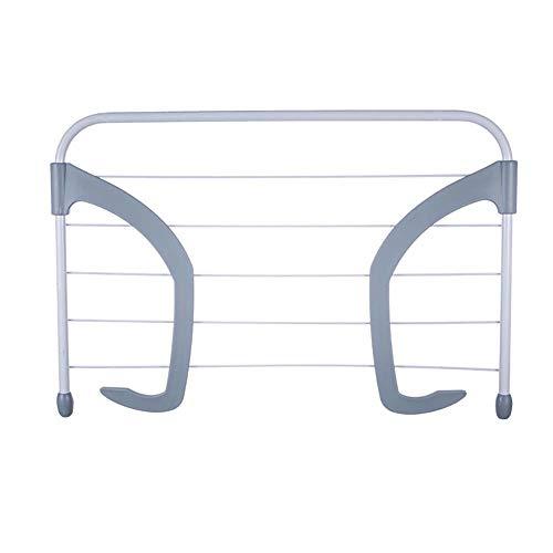 Towel Rack Mini pequeño toallero Plegable Escuela Dormitorio Secado artefacto Ventana balcón...