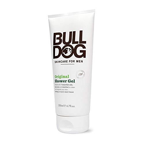 3x Bulldog Original Duschgel for Men ätherische Öle erfrischt die Haut je 200ml