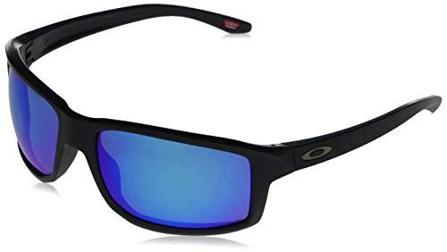 Oakley SI Gibston OO9449-1060 Sunglasses, Matte Black/Prizm Sapphire Polarized