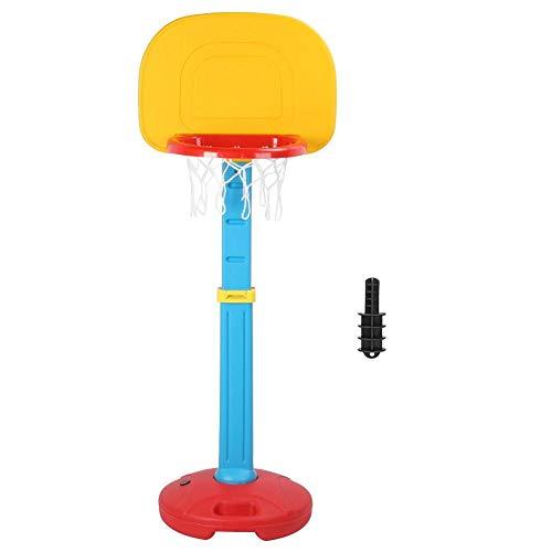 lahomie Basketballkorb Spiel,Höhenverstellbar Kinder Basketballständer Hoop Sport Spielzeug Weihnachten Geburtstagsgeschenk für Kinder und Jugendliche geeignet (44 × 53 × 152 cm)