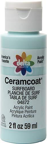 Delta Creative Acrylic Paint, Surfboard
