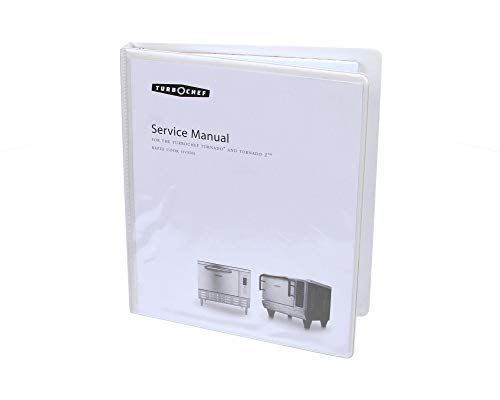 Turbochef NGC-1007 Service Manual for Tornadotornadorapid Cook Oven