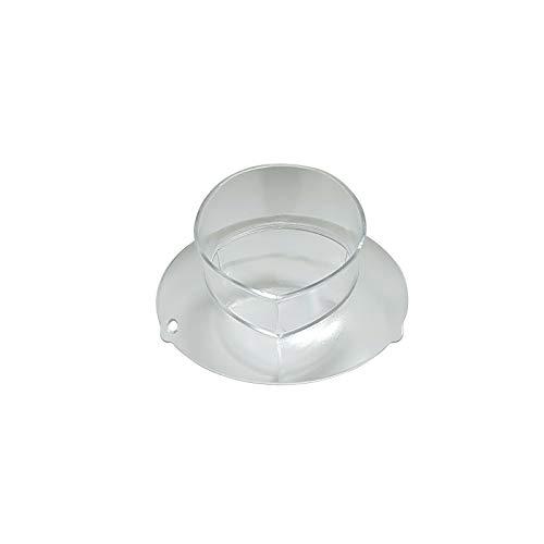 Messbecher Dosierkappe für Deckelöffnung passend Thermomix® TM5, TM6 Küchenmaschine Ersatzteile Zubehör