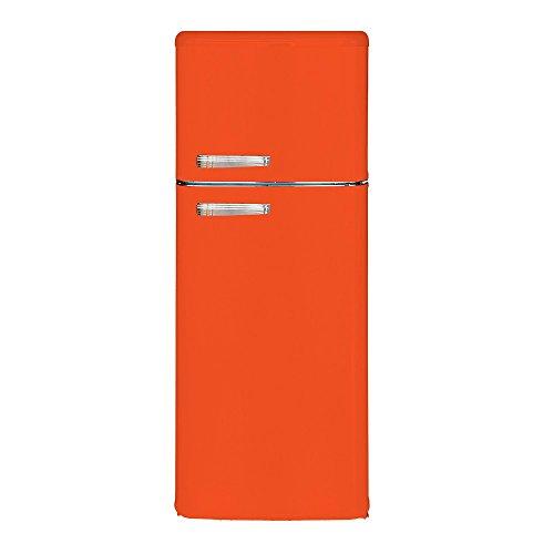 MASTER frigorifero CLASS240OR 208L con congelatore Classe A+ Colore Arancione