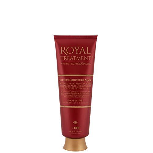 CHI Royal Treatment Intense Moisture Masque - Sulfate, Paraben and Gluten Free - 8 oz, 8 fl. oz.