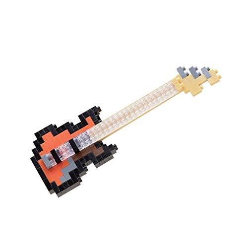 Nanoblock - Nbc-051 - Jeu De Construction - Electric Bass