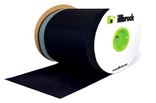 Illbruck ME220 EPDM Folie Außen 400 x 1,2mm x 25 m SK = Klebestreifen