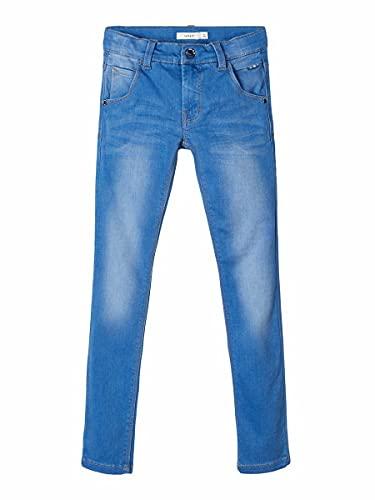NAME IT Jungen Nitclas XSL DNM Pant NMT Noos Jeans, Medium Blue Denim, 158