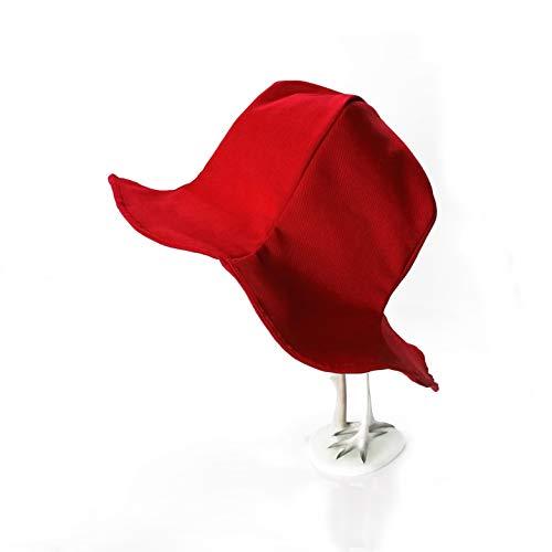 Bompi & Tortilli - Sombrero de verano Rojo rosso Talla única