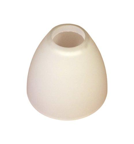 Lampenglas Lampenschirm G9 opalfarbig weiss G8819-01 Neu