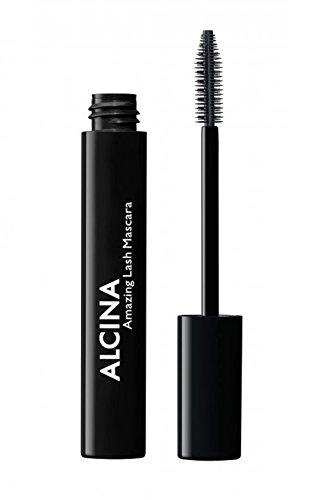 Alcina Amazing Lash Mascara black 010 8 ml Für perfekteb Schwung & optisch verlängerte Wimpern