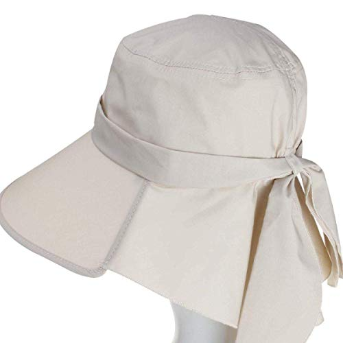 Gorras Sombrero para El Sol Espejo Mujer A Ocasional para Lo Largo De Protección Solar Sombrero De Mujer Sombrero De Verano Protección De Cuello Jinete Sombrero De Disquete Gorras