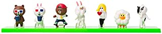 LINE FRIENDS ミニフィギュアセット6