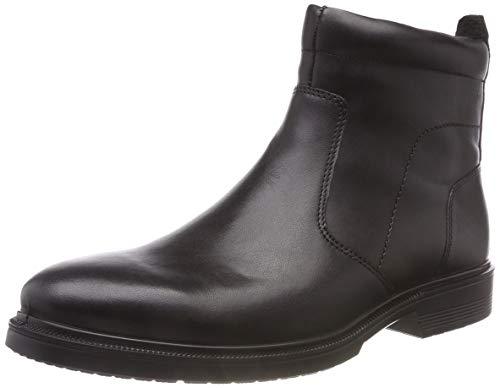 ECCO Lisbon Chelsea Boots, Schwarz