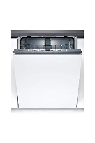 Lave vaisselle encastrable 60 cm Bosch SMV46AX01E - Lave vaisselle tout integrable - Classe énergétique A+ / Affichage temps restant - Départ différé