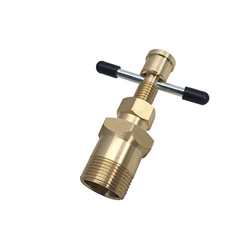 GOGOLO Olive Remove Puller Solid Brass Copper Pipe Fitting Fits 15mm&22mm