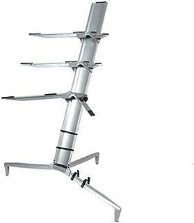 Aluminum Alloy Keyboard Stand Spider 61 76 88 Keys Holder 2 or 3 Tier