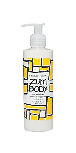 Indigo Wild Zum Body Lotion Bottle - Lavender Lemon - 8 oz