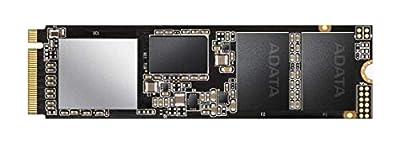ADATA XPG SX8200 Pro 1TB 3D NAND NVMe Gen3x4 PCIe M.2 2280 Solid State Drive R/W 3500/3000MB/s SSD (ASX8200PNP-1TT-C) from ADATA
