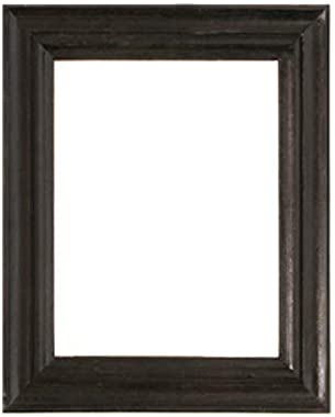 Aprodz Flat Decorative Wall Mirror| Warm Chestnut Finish