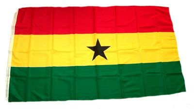 Fahne / Flagge Ghana NEU 60 x 90 cm Fahnen Flaggen