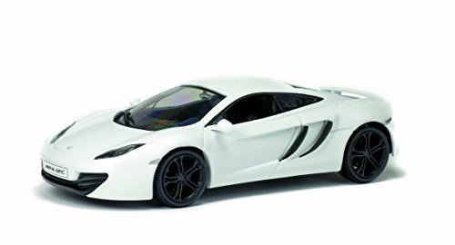 Solido 421436240 - McLaren MP4 2012, schaal 1:43, voertuig, wit