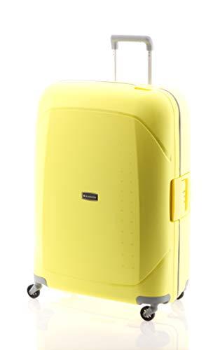 Maleta de cabina amarilla