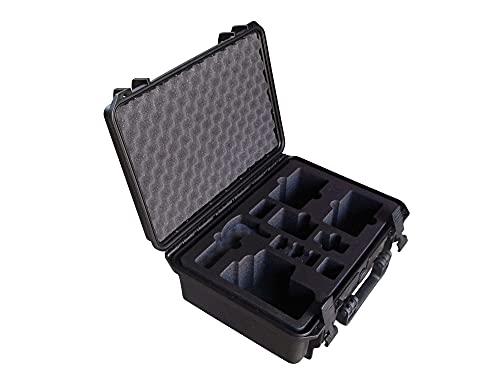 Maleta de Transporte Profesional para la cámara Blackmagic 4K / 6K Pocket Cinema y Sus Accesorios; Caja Impermeable para Exteriores IP67 (Blackmagic 6K)