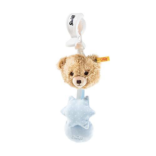 Steiff 240959 Schlaf-gut-Bär Kinderwagenspielzeug, mehrfarbig
