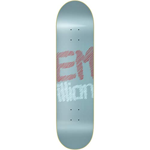 Emillion Skateboard Deck Blurred, Größe:8.25, Farben:no Color
