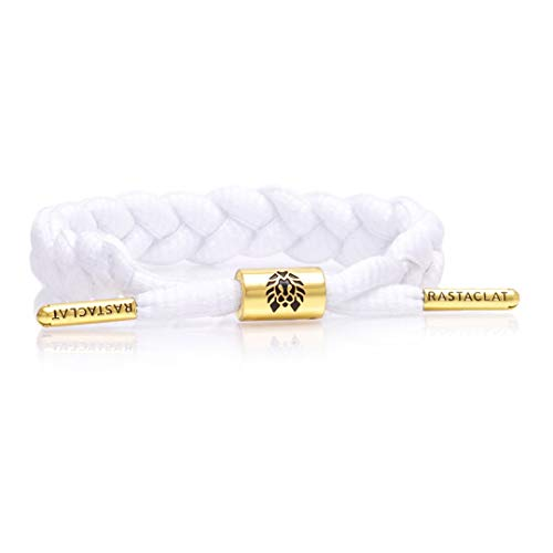 Rastaclat Zion II Men's Medium/Large Braided Bracelet