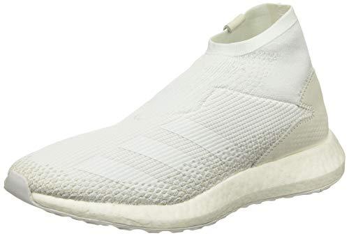 Adidas Predator 20.1 Tr Soccer Shoe, FTWR White/FTWR White/Pop, 10.5 M US Mens