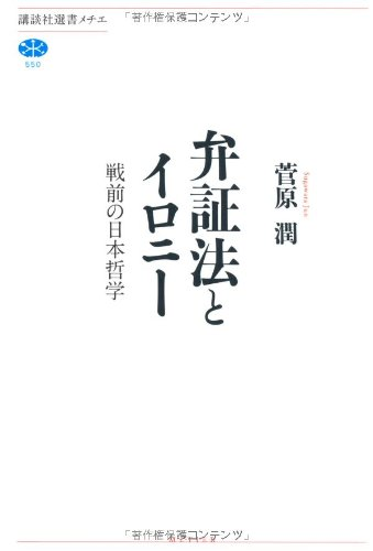 弁証法とイロニー 戦前の日本哲学 (講談社選書メチエ)