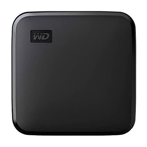 ウエスタンデジタル WD ポータブルSSD 2TB Elements SE SSD 最大読取り400 MB/秒 外付けSSD 【PS4 / PS5メーカー動作確認済】 3年保証 WDBAYN0020BBK-WESN