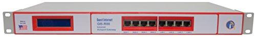 GIS-R80 Quad WAN Internet Hotspot Gateway