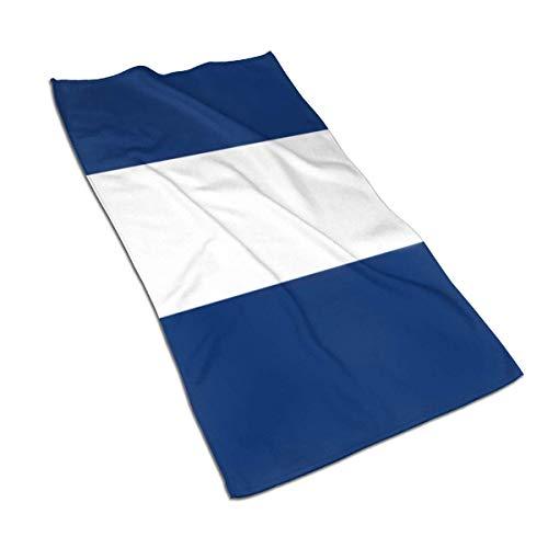 Toalla de mano fina con la bandera del estado de Colorado de Estados Unidos, ultra suave, altamente absorbente, toalla de baño pequeña decoración