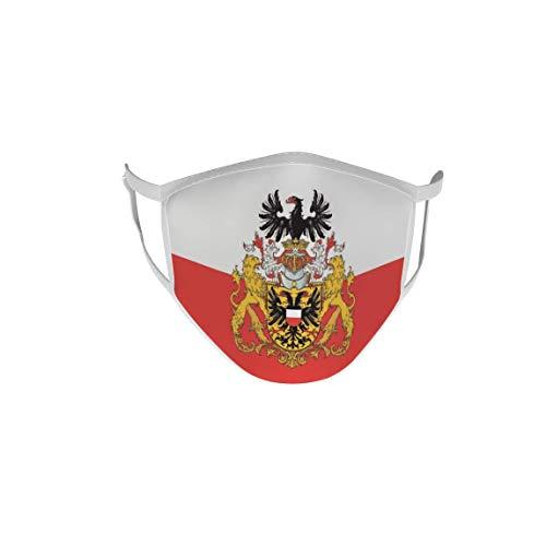 U24 Behelfsmaske Mund-Nasen-Schutz Stoffmaske Maske Lübeck mit großem Wappen