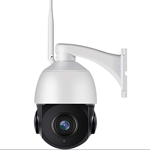 Review XZYP Security Camera,1080P WiFi Outdoor PTZ PoE+ IP Camera Pan Tilt Zoom (5X Optical Zoom) Wi...