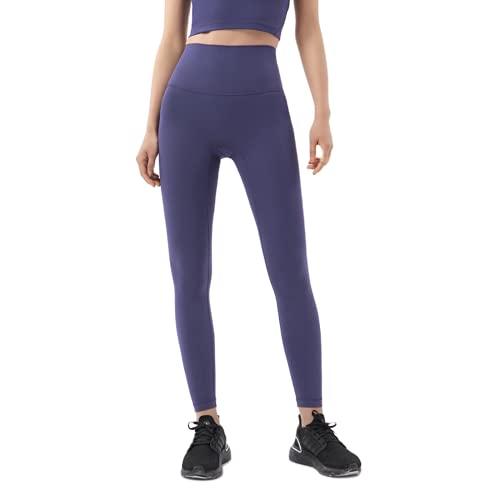 QTJY Pantalones de Yoga Delgados sexys para Mujer, Push-ups, Celulitis, Fitness, Cintura Alta, Levantamiento de Cadera, Pantalones Deportivos, Pantalones para Correr al Aire Libre, T XL