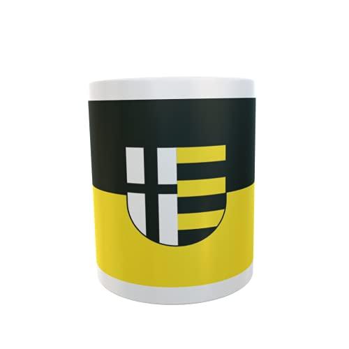 U24 Tasse Kaffeebecher Mug Cup Flagge Korschenbroich
