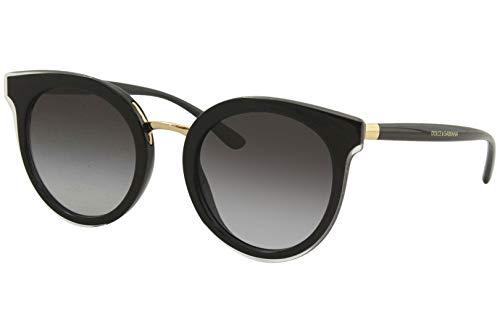Dolce & Gabbana Damen Sonnenbrillen DG4371, 53838G, 52