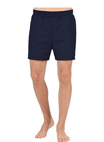 Trigema Herren Shorts Brèves Sportives, Bleu (Navy 046), 64 (Taille Fabricant: XXXL) Homme