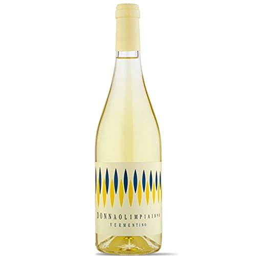 Vermentino di Toscana Igt | Obizzo | Vermentino 2019 | Donna Olimpia 1898 | Bolgheri | Vino bianco Toscana | 750ml