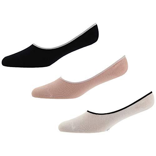 Pepe Jeans Damen Socken Footies MERYL 3 Paar, Größe:One Size