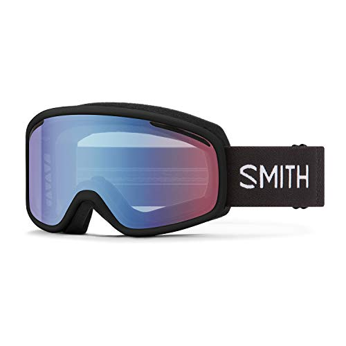 Smith Range Herren Skibrille, Black, Medium