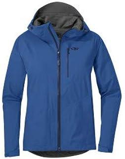 Outdoor Research Women's Aspire Lightweight Hooded Packable Rain Jacket