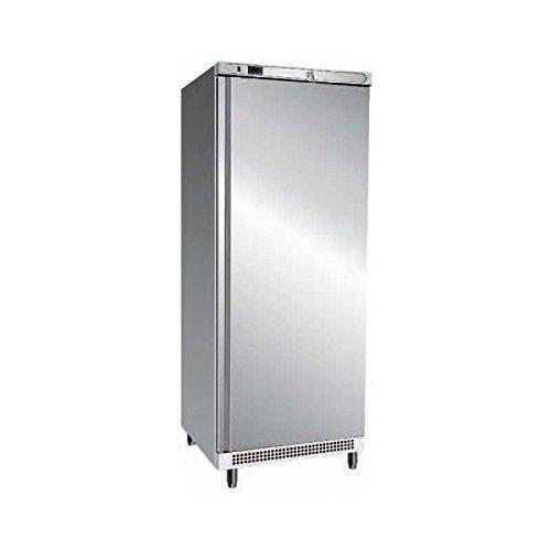 Armoire froide négative inox 600 L 1 porte GN 2/1