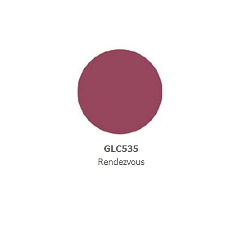 始める生活ギャラントリー(6 Pack) LA GIRL Luxury Creme Lip Color - Rendezvous (並行輸入品)